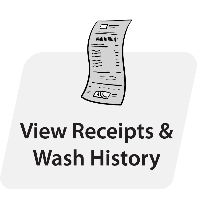 View receipts